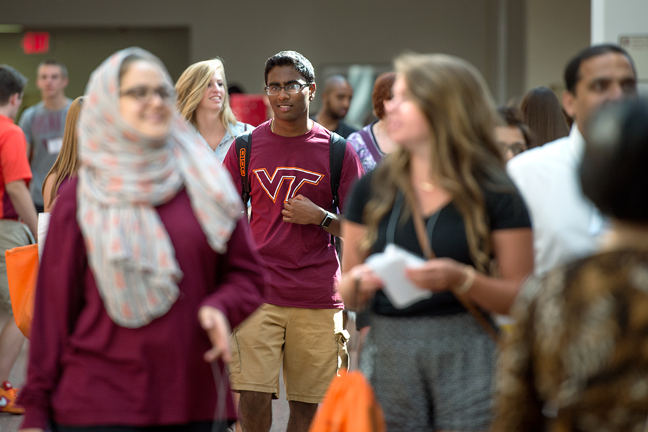 VIrginia Tech recognized as 'leader in using technology to teach, have fun'